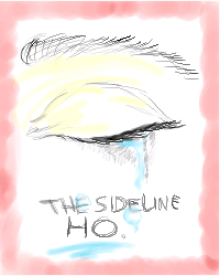 The Sideline Ho ||One shot||