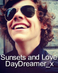 Sunsets and Love (A Harry Styles S/A for LaueStyles)