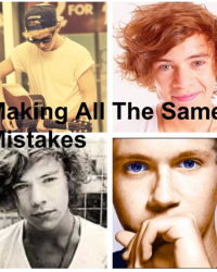 Making all the same mistakes...