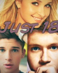 Just 18 ( One Direction Fanfiction)