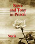 Avengers: Steve and Tony in Prison
