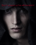 Don't scream or he will awaken!