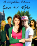 A competition between love and hate {JB} +13
