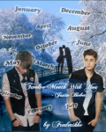 Twelve months with you ღ Justin Bieber