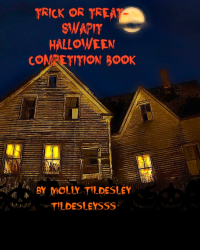 Trick or Treat- Swapit Halloween Competition Book