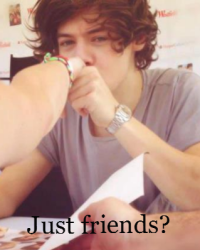 Just friends? (One Direction)