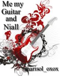Me my guitar and Niall