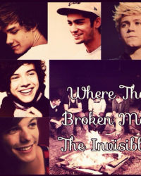 Where The Broken Met The Invisible