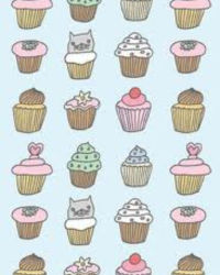The cupcakes.