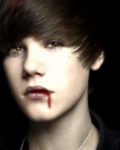 Skye: You're a what? Justin: I'm...I'm a vampire * A Justin Bieber vampire love story, not for the