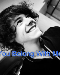 You belong with me