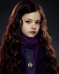 Renesmee Cullen's new world