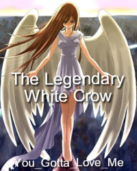The Legendary White Crow