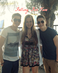 Falling For Two * A Jack and Finn Harries Love Story""