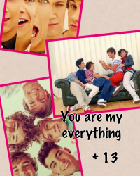 You are my everything (+13)