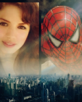 Once Upon A Twisted Love Story (Vampire [Renesmee]/Spider-Man)