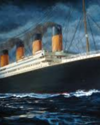 Different class- a Titanic story