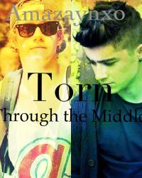 Torn Through the Middle