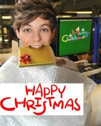 Under the Mistletoe (A Louis Tomlinson Love Story)