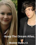 Keep The Dream Alive. {One Direction}