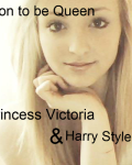 Soon to be queen- victoria & Harry (complete)