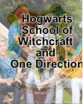 Hogwarts School of Witchcraft and One Direction