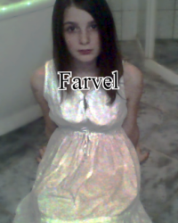 Farvel. (one-Shot)