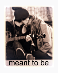 meant to be