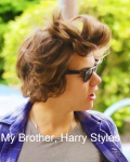 My Brother, Harry Styles