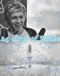 ❄ 24 days of Blake ❄ {One Direction}