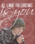 All I want for christmas is you - 1D