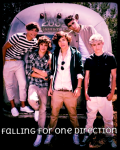 Falling for One Direction