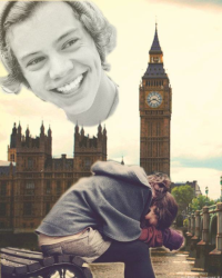 From Denmark to London and back again (1D)