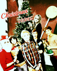 Christmas Wishes ♦ One Direction.