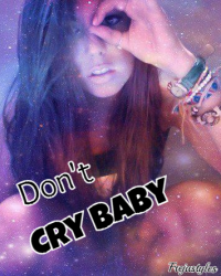 Don't Cry Baby ♦ Justin Bieber.