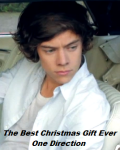 The Best Christmas Gift Forever. {One Direction}