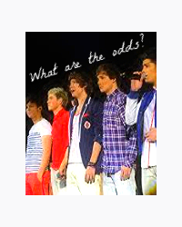 What are the odds? (1D)