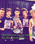 One Direction our my teachers