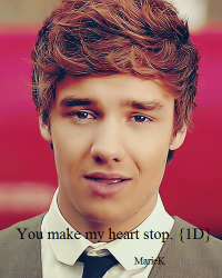 You make my heart stop {1D} 13+