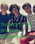 Thanks to the Robbers