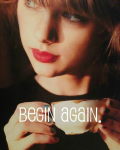 Begin Again. [Haylor Swyles]