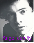 Angels can fly