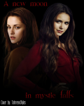 A new moon in Mystic Falls (CROSSOVER + COVER CONTEST)
