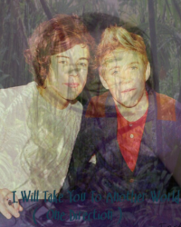 I Will Take You To Another World (One Direction)