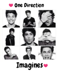 ♡ One Direction Imagine's ♡