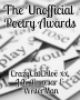 The Unofficial Poetry Awards