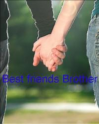 Best friends brother