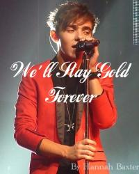 We'll Stay Gold Forever (The Wanted Fanfic)
