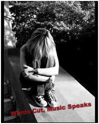 Words Cut, Music Speaks