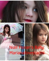 Niall Horan's Baby (IN HOLD)